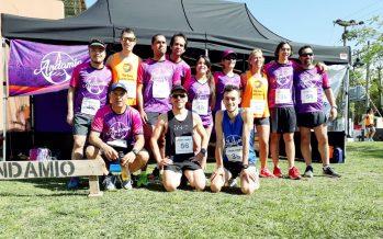 El grupo Andamio corrió en Cardales y planea sus próximas competencias