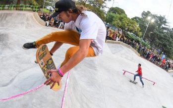 Se disputa la 1° fecha del Campeonato Argentino de skate street en Escobar