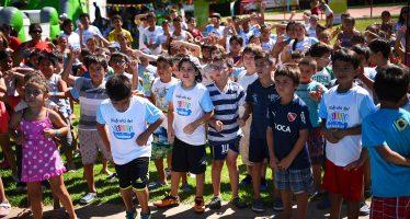 Por la gran demanda se duplicó el cupo y unos 3000 chicos podrán participar