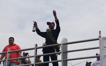 Histórico: Gastón D´Angelo logró su 6° título en TC 1100 de ALMA