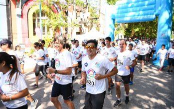 La 2° maratón Escobar Hambre Cero recolectó más de 4.000 kilos de alimentos