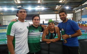 Candela Nieves ganó plata y bronce en el Nacional para juniors y mayores
