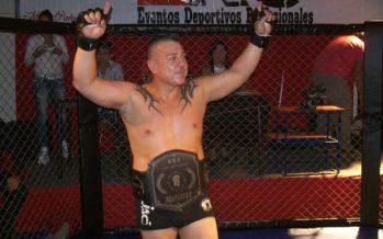 """Aquiles: """"Tengo una propuesta para pelear por el título del mundo de Kick Boxing"""""""