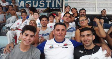 Once medallas para el Centro de Artes Marciales en el Torneo de Gualeguaychú