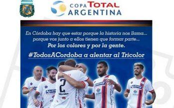 Armenio juega el sábado ante Godoy Cruz, por la Copa Argentina
