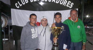 """Enzo Ocampo conquistó la última edición de la Copa """"Domenech-Lencina"""""""