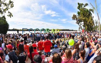 Quedó inaugurado el nuevo paseo costero en el Paraná de las Palmas