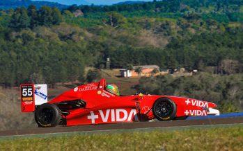 El piloto Nicolás Varrone correrá una fecha en la Fórmula 3 Británica