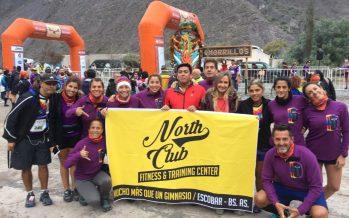 Nueve integrantes del North Club también corrieron el Raid de los Andes