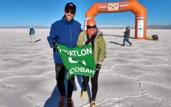 Dos atletas del CAIDE compitieron en el Raid de los Andes, en Salta y Jujuy